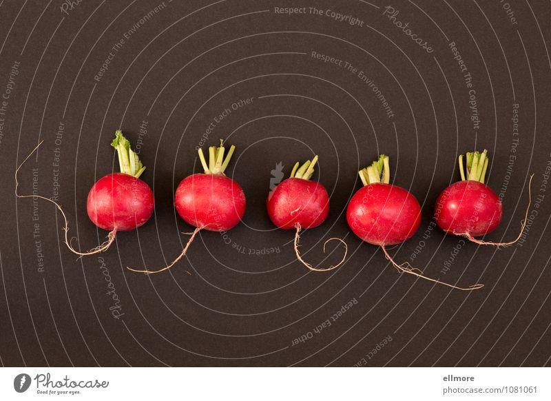 Green Red Black Gray Food Nutrition Vegetable Crunchy Radish
