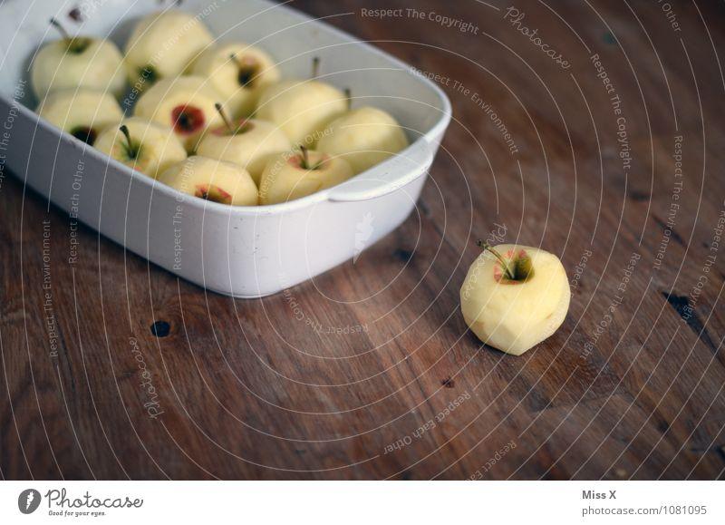 Cake? Apple sauce? Apple pancake? Casserole? Food Nutrition Organic produce Vegetarian diet Diet Bowl Healthy Eating Fresh Delicious Sour Sweet Appetite