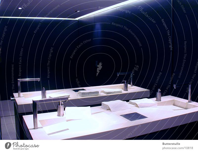 washbasins Bathroom Photographic technology clear lines