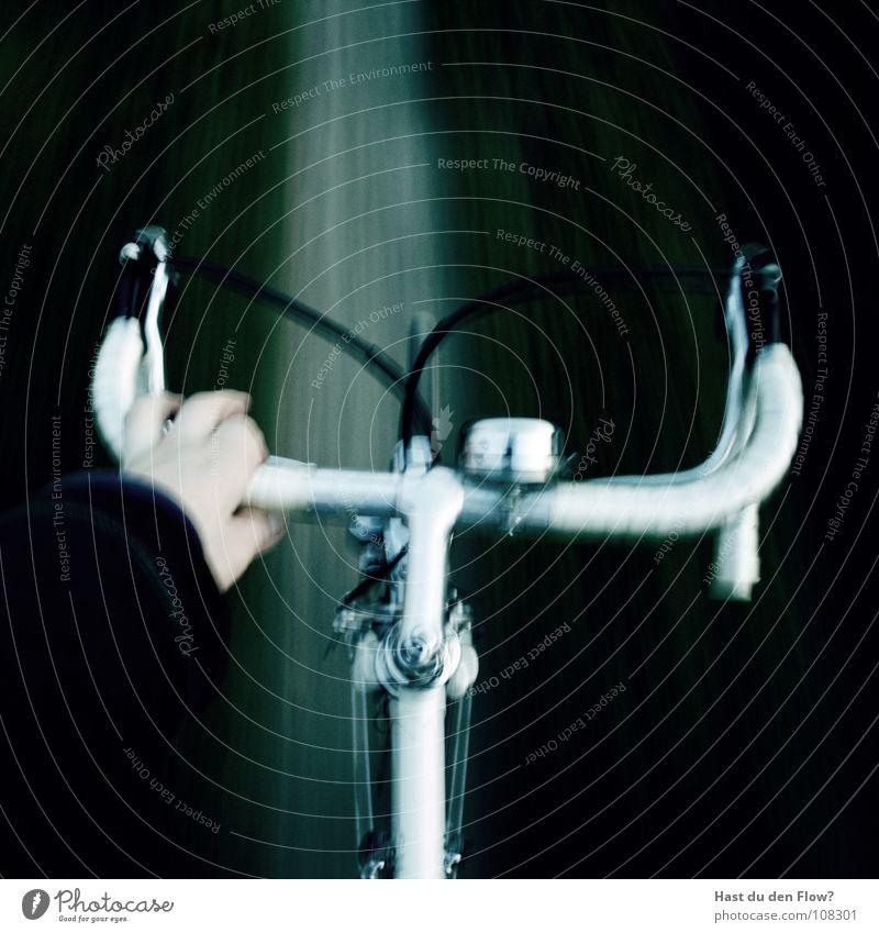 wrong ways Bicycle Racing cycle White Hand Nightmare Footpath False Broken Black Single-handed Speed Fingers Panic Bicycle handlebars Antlers Bell Brakes