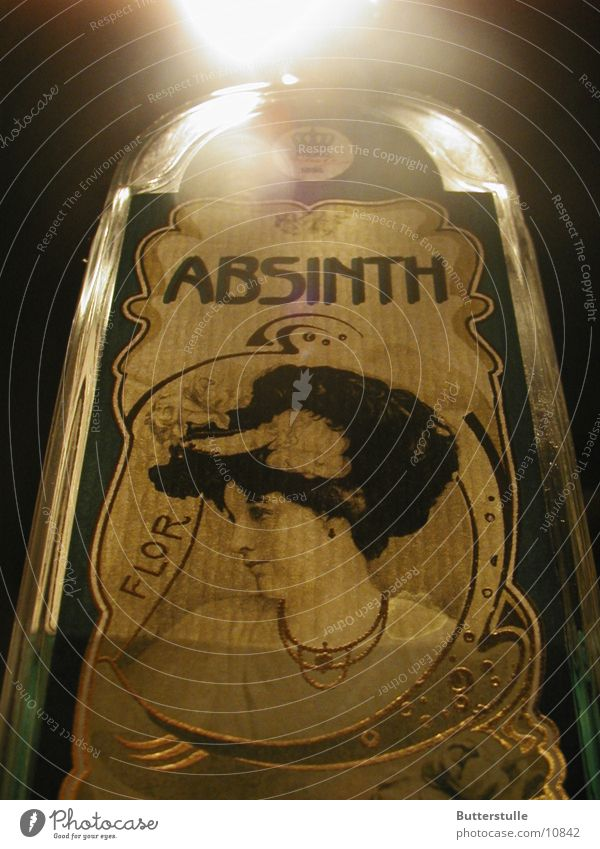 Nutrition Alcoholic drinks Absinthe