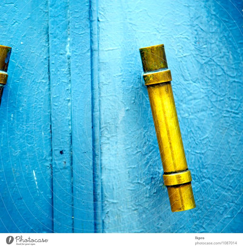 metal gray morocco in africa the Old Blue House (Residential Structure) Architecture Style Building Gray Wood Metal Dirty Design Decoration Door Church