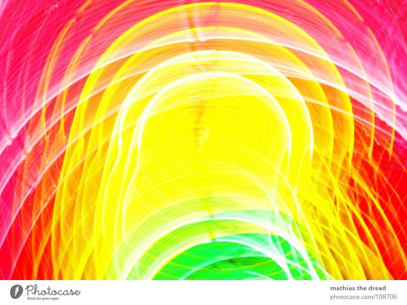 White Green Red Joy Yellow Colour Line Pink Circle Point Geometry Edge