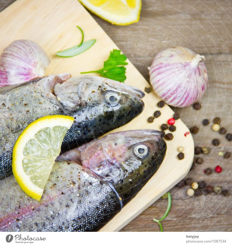 Summer Fresh Cooking & Baking Fish Kitchen Near Mediterranean Restaurant Barbecue (event) Dinner Barbecue (apparatus) Lemon Raw Rosemary Trout