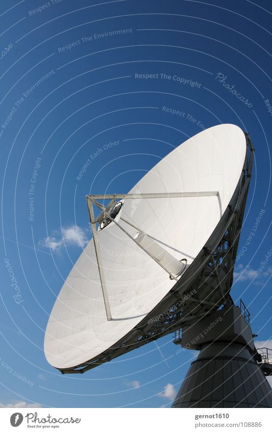 Satellite Antenna Communicate Television Observe Science & Research Telecommunications Discover Universe Radio (broadcasting) Bowl Live Scientist Telescope Transmit Radio technology