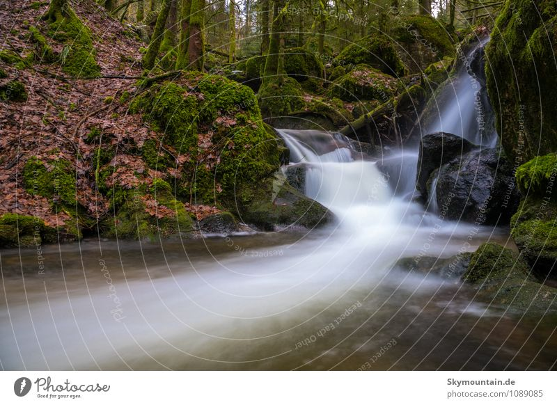 Gertelbach waterfall Black Forest Lifestyle Healthy Wellness Harmonious Well-being Contentment Relaxation Leisure and hobbies Sports Fitness Sports Training
