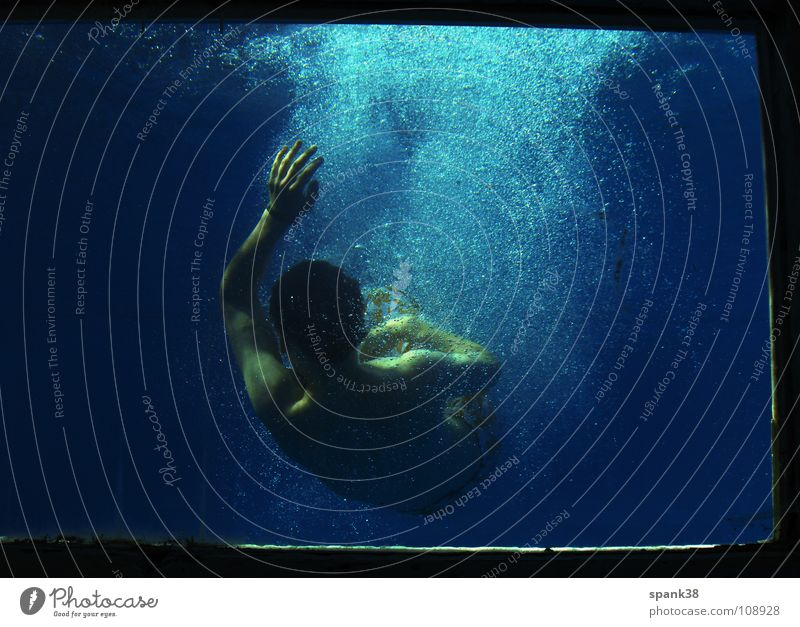 liberated Hover Dive Swimming pool Bang Summer Energy industry Water Blue Bubble