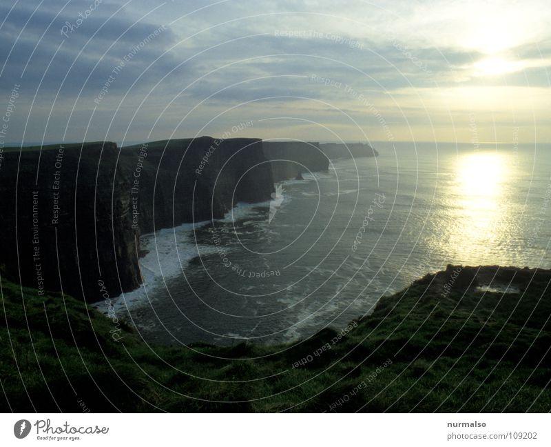 Sun Ocean Vacation & Travel Black Autumn Stone Tall Island Events Wanderlust Pride Cliff Steep Ireland Impressive Dublin