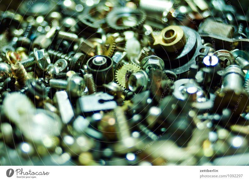small items Screw Mother Material Part Small Metal Metalware Iron Steel Repair Electronics Computer Pen Supply Gearwheel Mechanics precision engineering