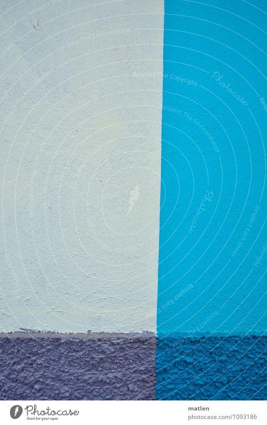 Blue Wall (building) Dye Wall (barrier) Gray Plaster Light blue