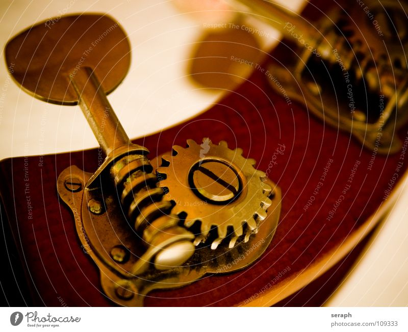 Old Wood Music Rock music Tradition Spiral Musical instrument Noble Screw Sound Gearwheel Orchestra Rock'n'Roll Noble Rockabilly Mechanics