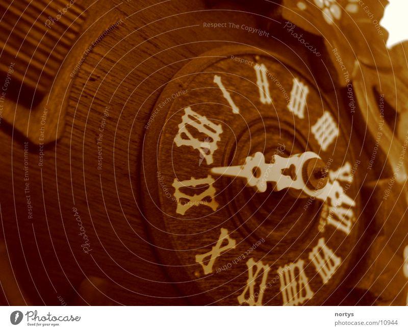Time Clock Things Cuckoo clock