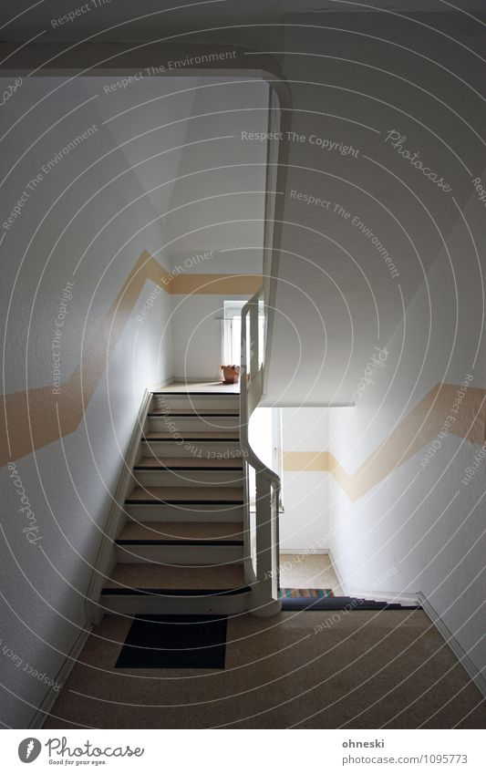 Line Flat (apartment) Stairs Living or residing Staircase (Hallway) Banister