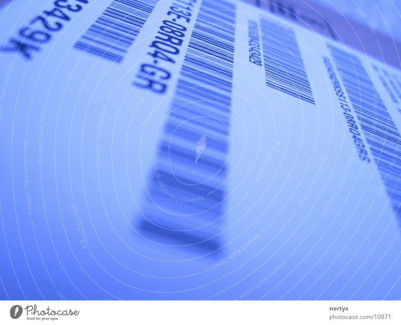 Scan me! Bar Password Barcode Scanner Cash register Register Discover Electrical equipment Technology blue