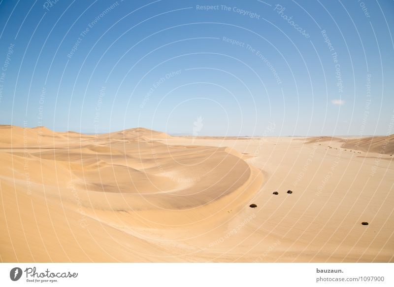 Sky Nature Vacation & Travel Beautiful Summer Sun Loneliness Landscape Far-off places Environment Warmth Freedom Exceptional Sand Horizon Earth