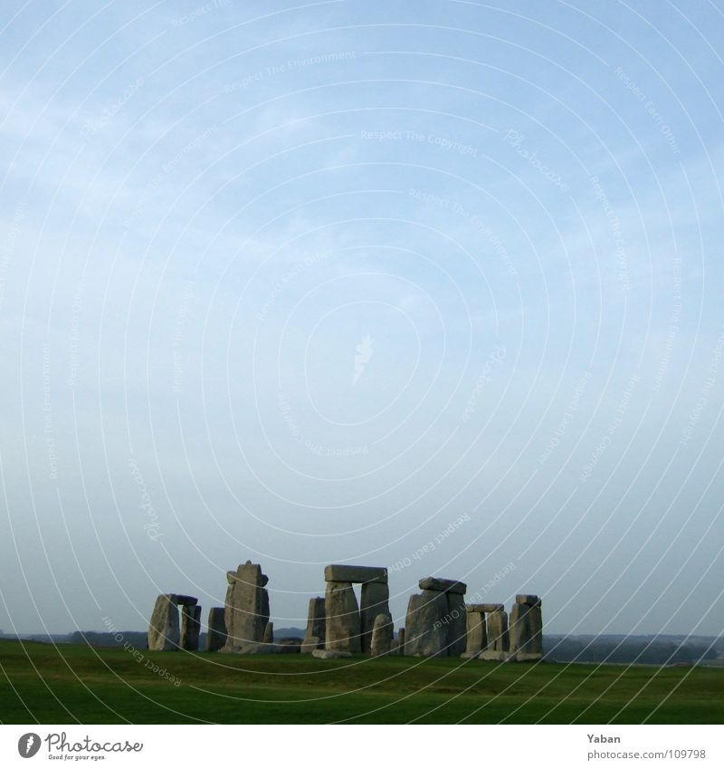 Time of the stones England Great Britain Stonehenge Stone Age Neolithic period Mystery Magic Puzzle Astronomy Astrology Landmark Historic Might