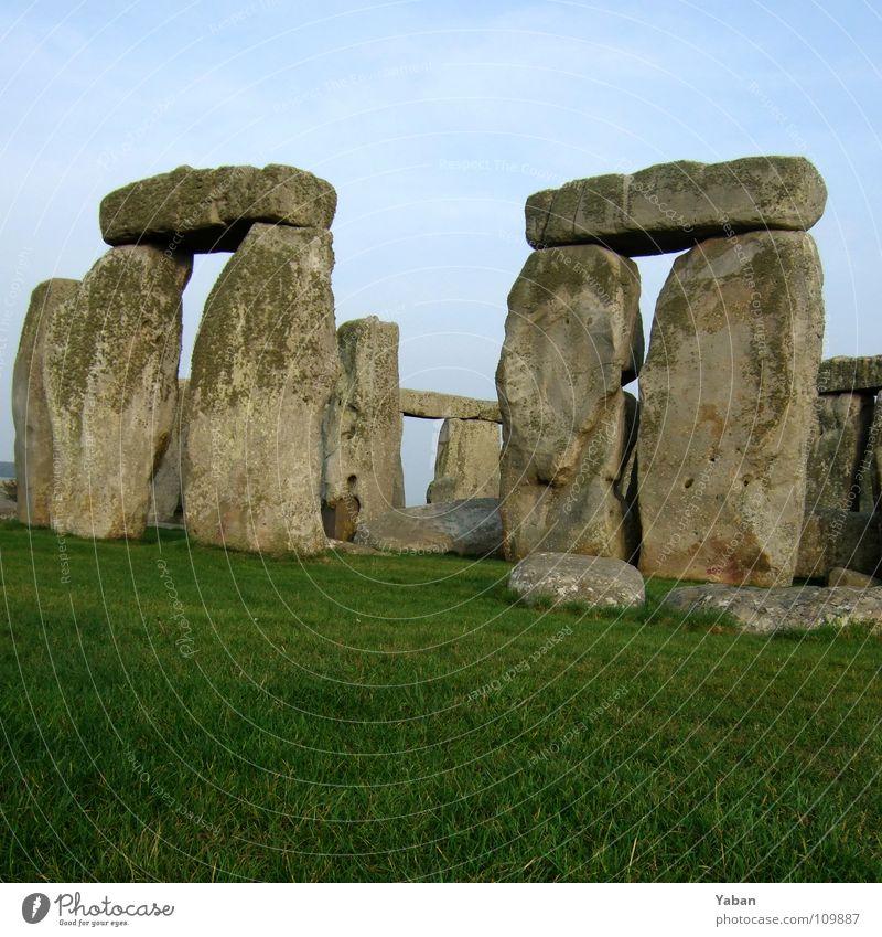 Stone Stars Monument Historic Landmark England Magic Puzzle Twin Starry sky Great Britain Mystery Astronomy Astrology Stonehenge Stone Age
