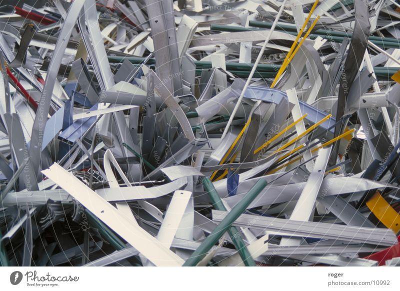 End-stage aluminium roller blinds Scrap metal Aluminium Industry