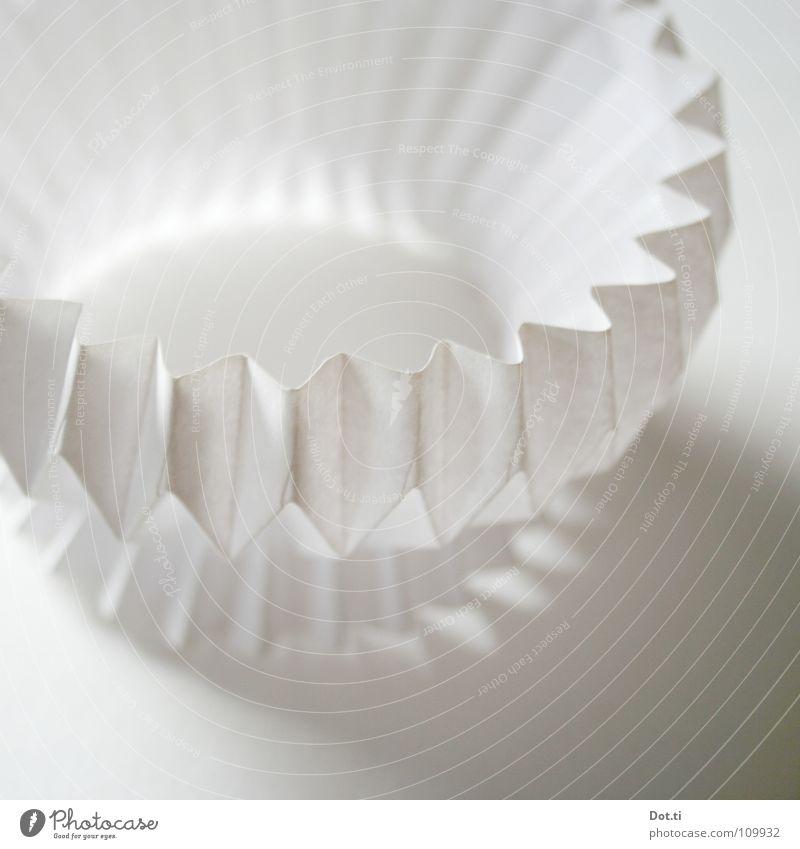 trick Folded Paper Zigzag Prongs Cuff Rosette Round Star (Symbol) White Monochrome Catholicism Communion Light Lighting Delicate Fragile Decoration Tasty Effort