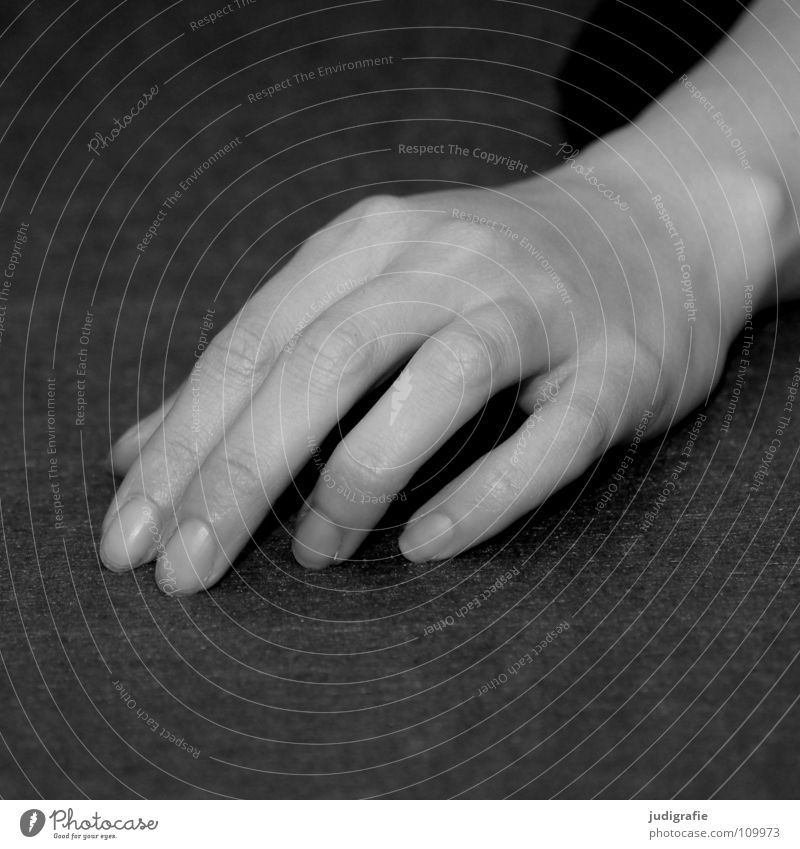 Woman Human being Hand Beautiful White Calm Black Gray Contentment Wait Skin Arm Fingers Lie Expectation Left