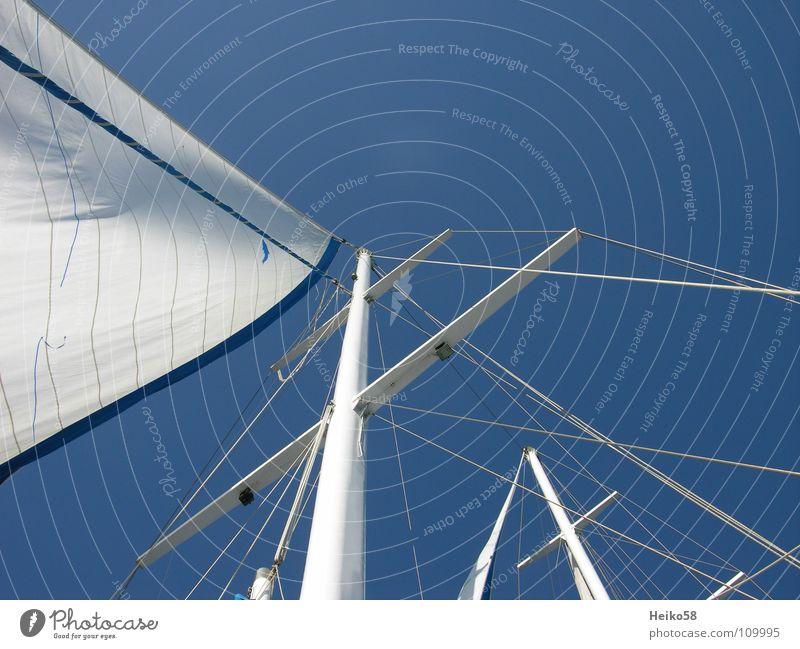 sail away Vacation & Travel Relaxation Summer Sailing Watercraft Joy Aquatics Freedom Sky Wind
