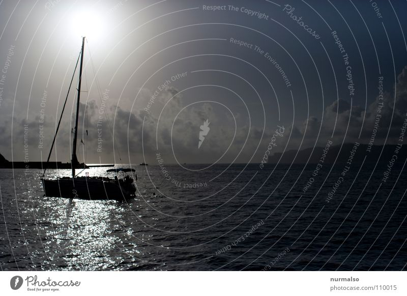 Black Sun II Majorca Ocean Lake Sport boats Cliff Fog Moody Watercraft Sailboat Playing Autumn Europe malorcan Mediterranean sea Yacht toplight