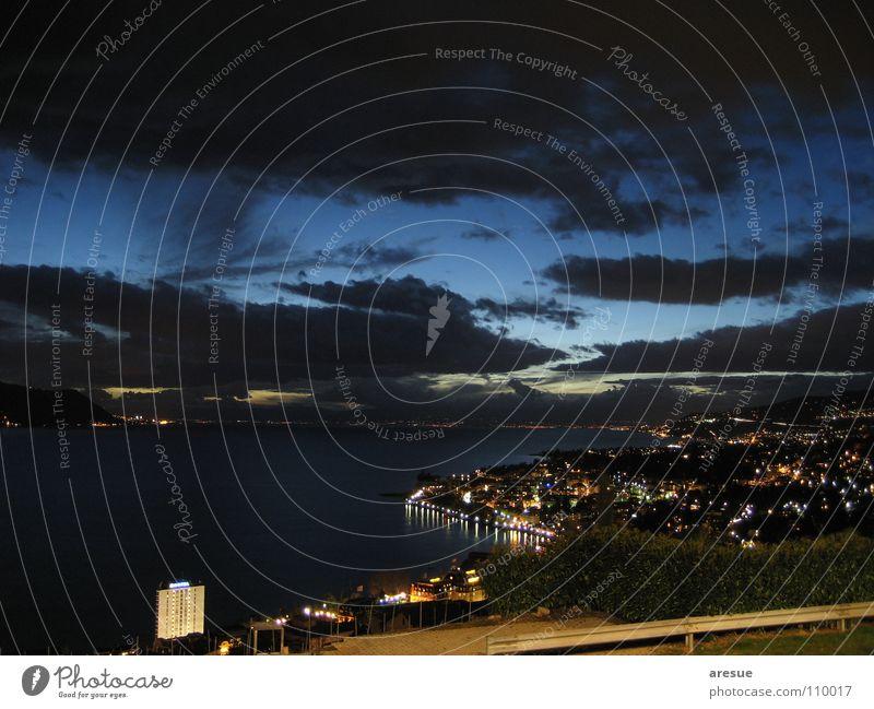 Sky City Vacation & Travel Clouds Lake Switzerland Magic Geneva