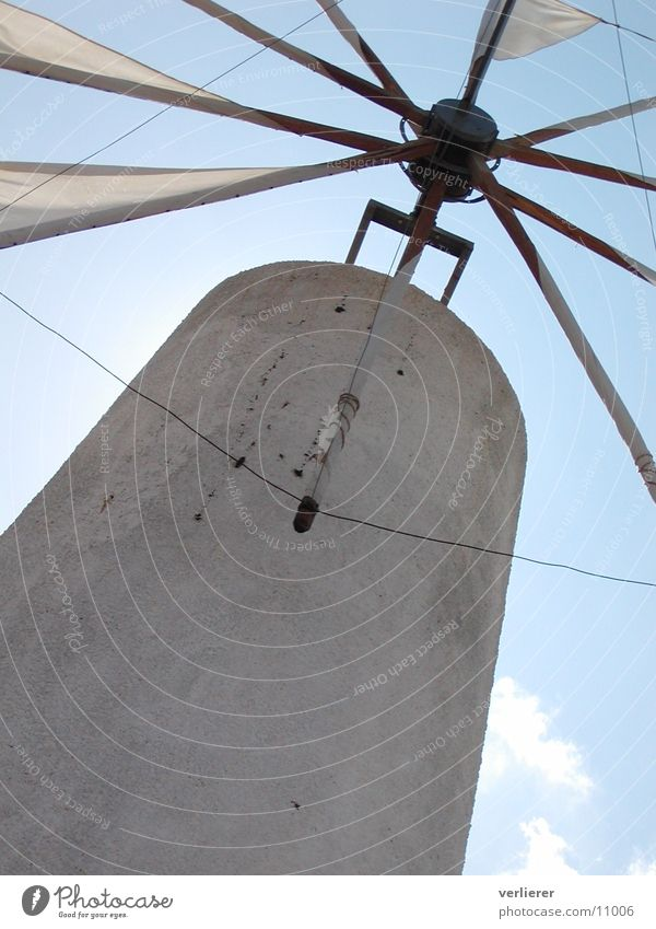 missing don quijote 01 Southern Windmill Worm's-eye view Historic detail photography