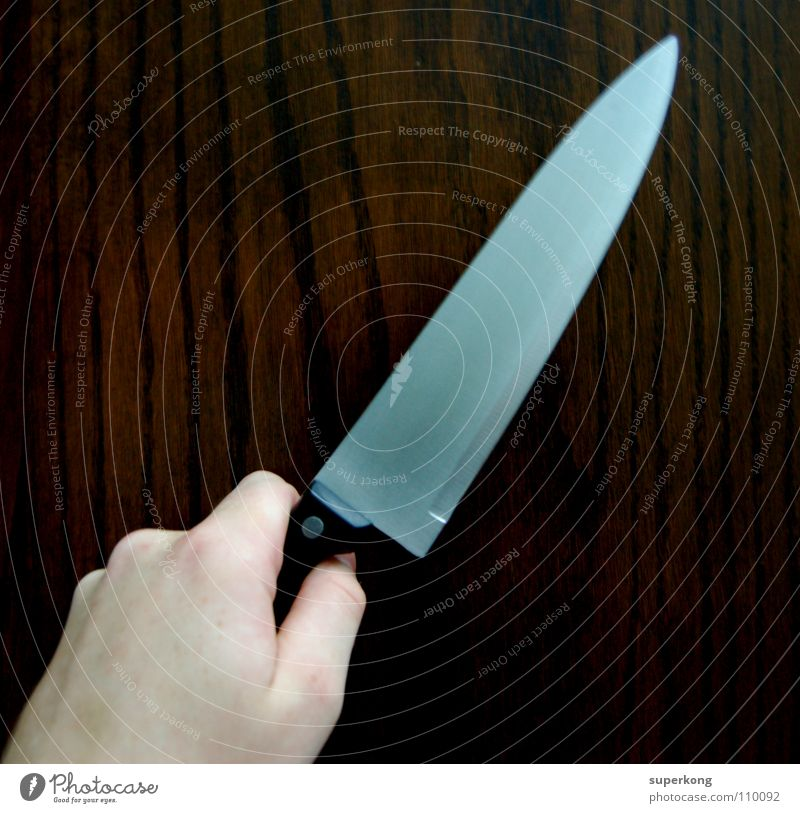 knives Wood Style Hand Cooking Cut Fingers Anger Aggression Square Structures and shapes Quality Gastronomy Knives Murder massaging Contrast future Hatred tool