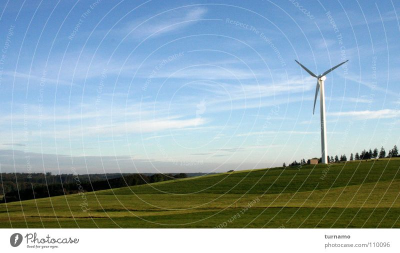 Nature Beautiful Sky Green Blue Joy Far-off places Meadow Lake Landscape Air Healthy Wind Modern Energy industry