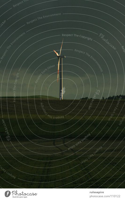 Green Field Wind Energy industry Technology Wind energy plant Electrical equipment