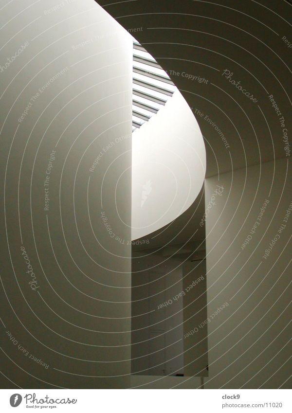 Dark Bright Room Architecture Munich Lightshaft Picture gallery