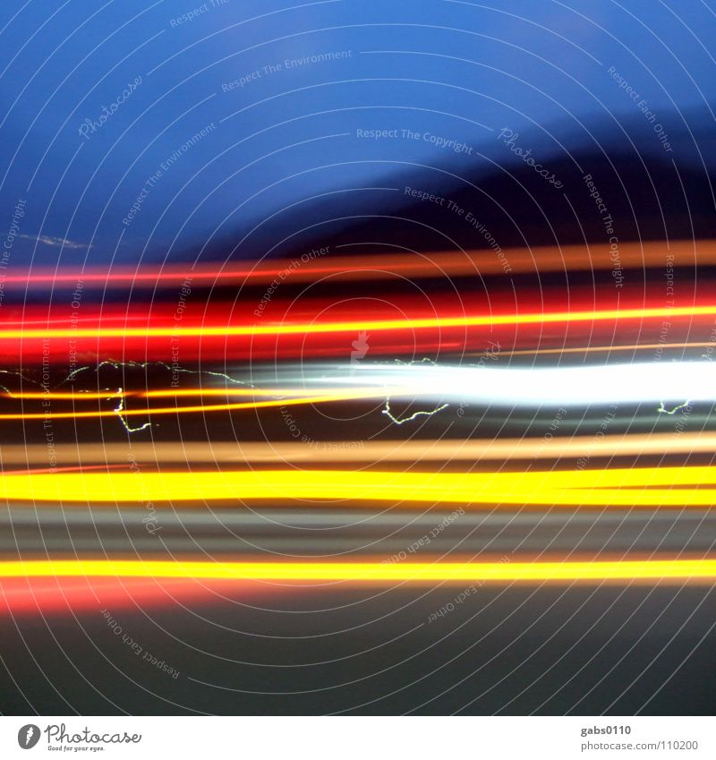 Vacation & Travel Transport Speed Electricity Motor vehicle Logistics Stripe Truck Highway Motoring Floodlight Overtake
