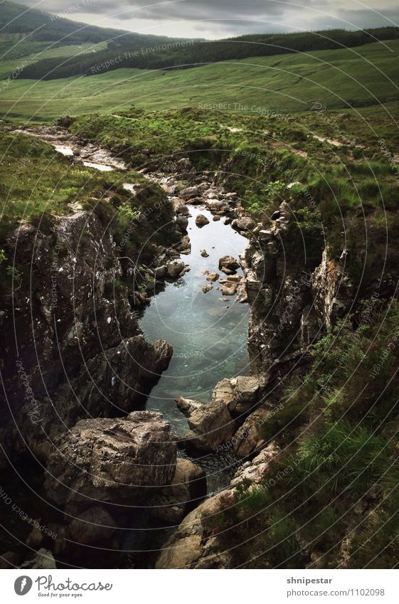 The Fairy Pools, Glen Brittle, Isle of Skye Leisure and hobbies Vacation & Travel Tourism Trip Adventure Summer Mountain Environment Nature Landscape Elements