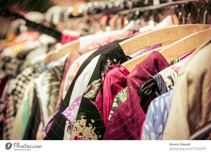 Recently at the flea market II Lifestyle Shopping Style Design Summer Business Fashion Clothing Dress Sell Esthetic Friendliness Cheap Hip & trendy Retro Moody