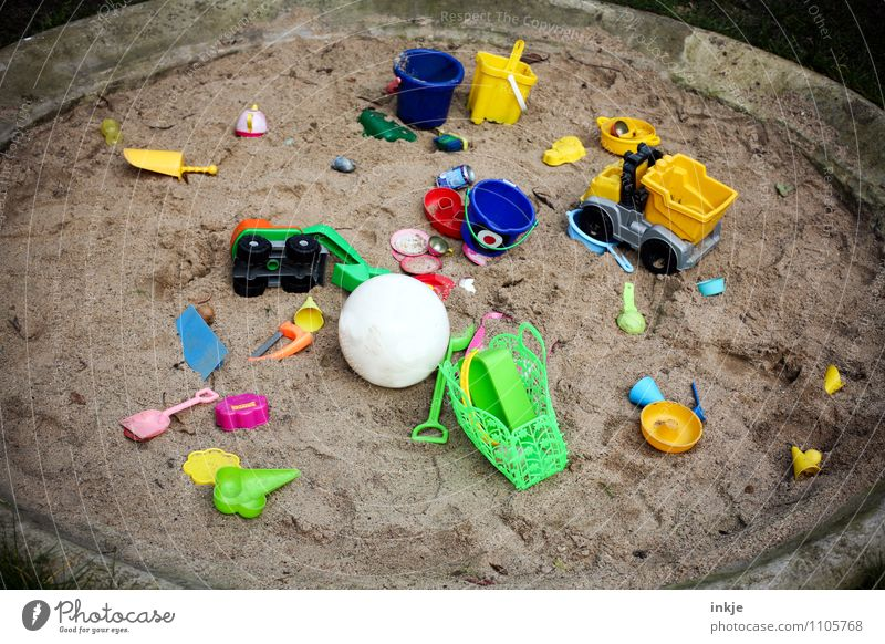 Never enough Lifestyle Joy Leisure and hobbies Playing Children's game Sandpit Living or residing Parenting Kindergarten Toys Sand toys Ball Plastic Bucket