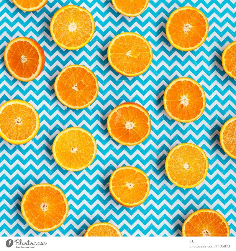 Blue Colour Summer Sun Healthy Eating Joy Life Food Fruit Orange Fresh Happiness Esthetic