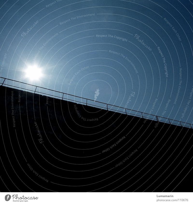 Sky White Blue Sun Black Dark Wall (building) Sadness Wall (barrier) Line Power Glittering Force Corner Hope Grief