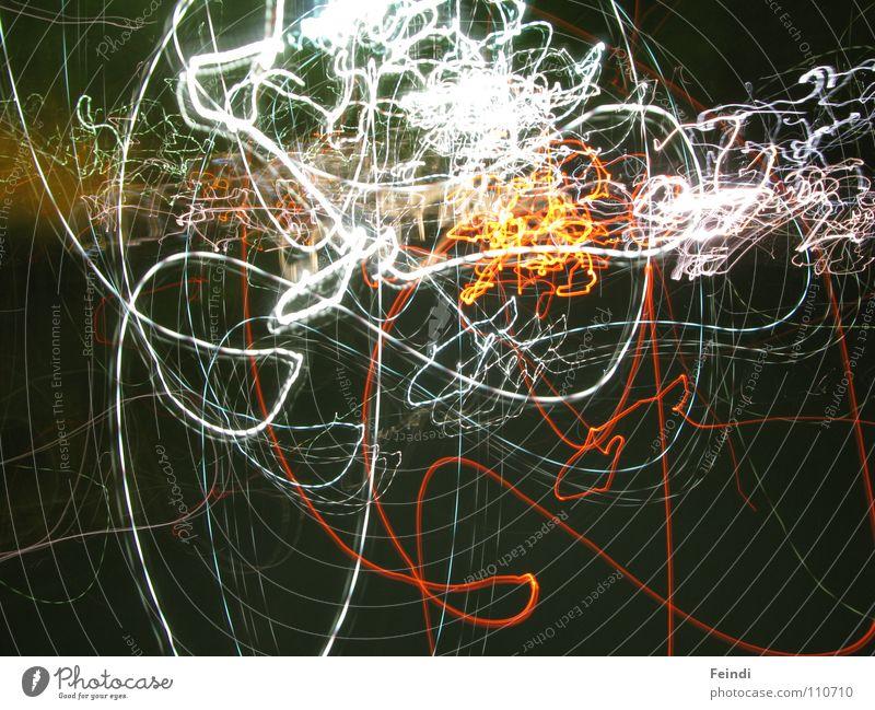 Dark Tracks Distorted