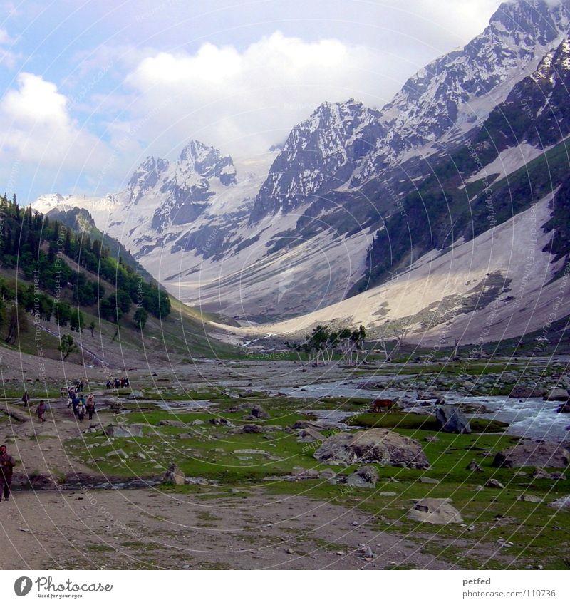EDGE OF HIMALAYA India Jammu, Ladakh, Kashmir Glacier Vacation & Travel White Mountain Earth Americas nations Himalayas Nature Snow Ice