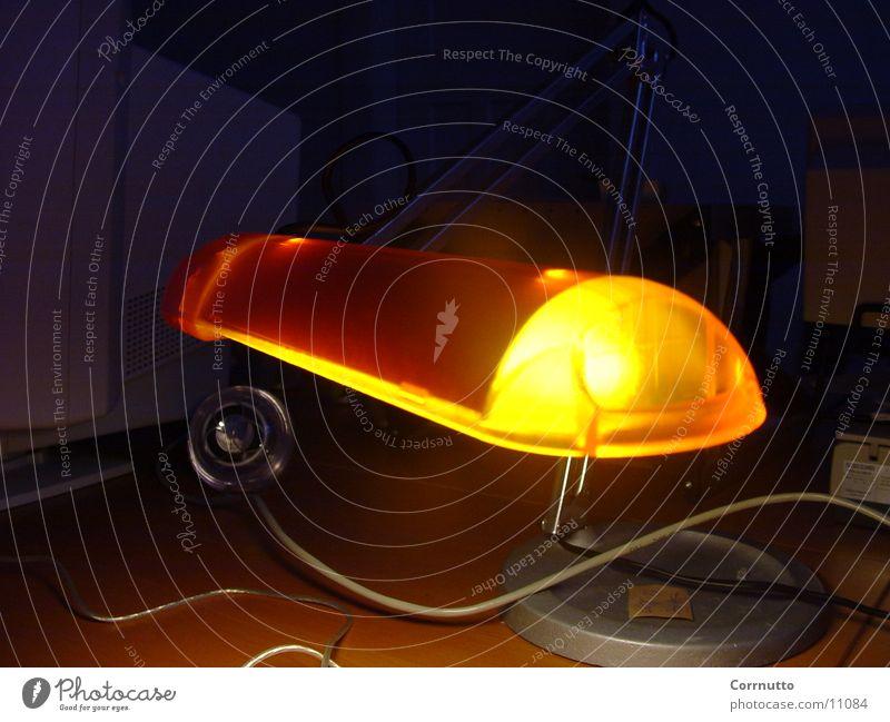 Lamp Style Orange Photographic technology
