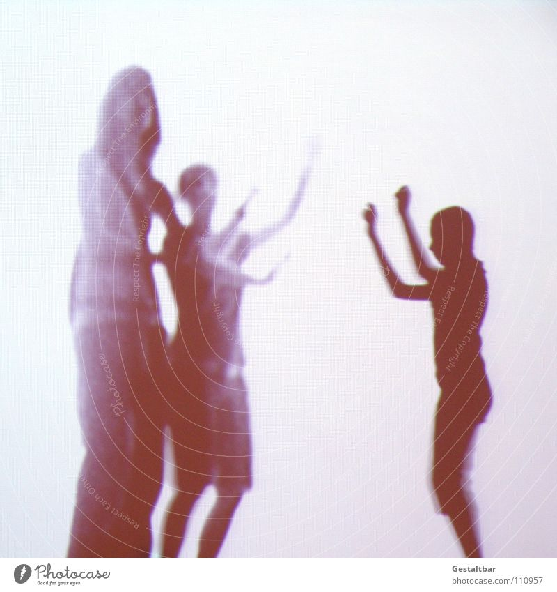 Woman Child Joy Movement Flying Free Perspective Stand Mysterious Traffic infrastructure Take a photo Exhibition Childlike Projection screen Formulated