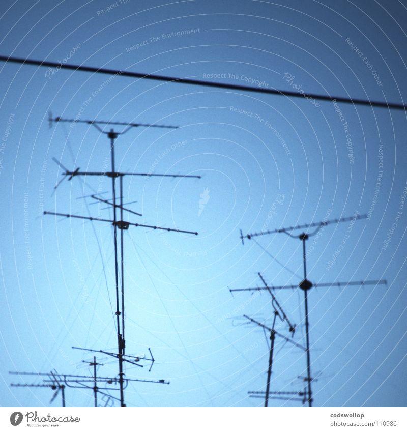 Sky Communicate Television Antenna Entertainment Test pattern