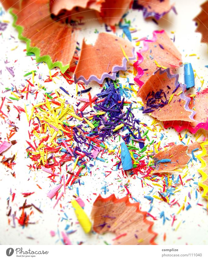 Blue Green Beautiful Yellow Style Art Infancy Pink Dirty Fresh Culture Image Education Point Painting (action, work) 4