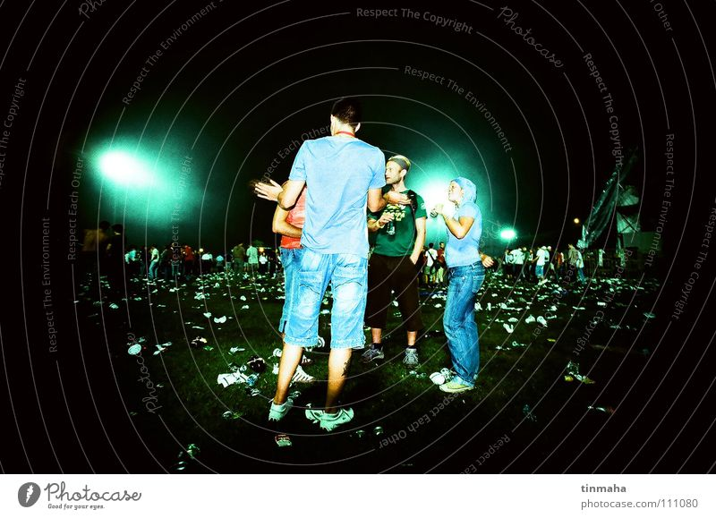 guca Serbia Concert Stadium Meadow Grass Trash Guest Light Leisure and hobbies Vacation & Travel Summer Music Music festival goran bregovic Human being