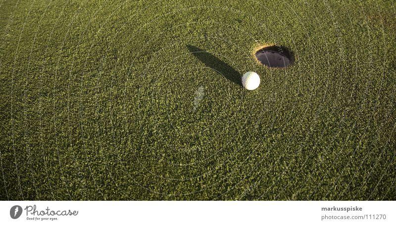 Green Sports Grass Field In pairs Lawn Tea Golf Hollow Fairy Ace Golf course Ball Ball sports Tee off