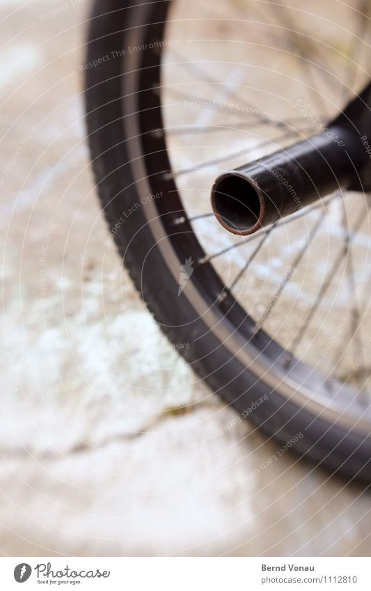 Black Sports Brown Bright Bicycle Stand Round Youth culture Wheel Pipe Steel Dynamics Iron-pipe Tire Lens Trick