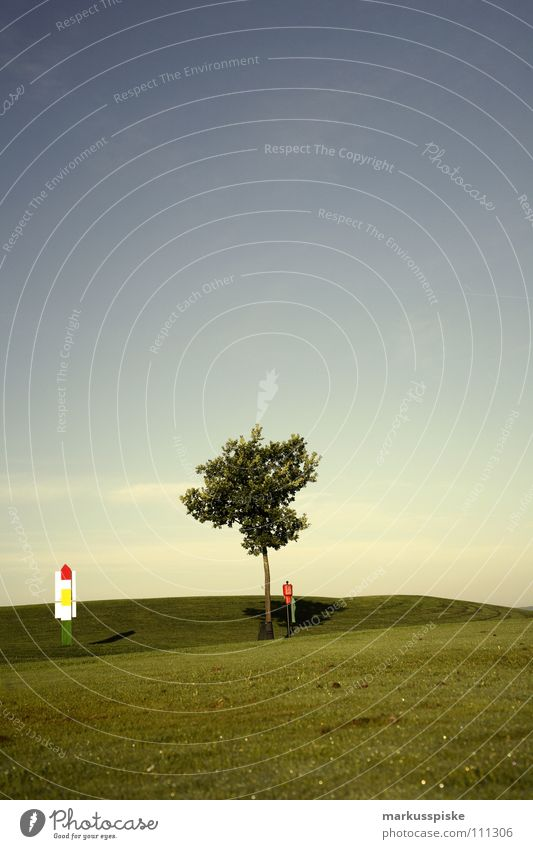 Sky Green Grass Field Lawn Tea Golf Hollow Fairy Ace Golf course Ball sports Tee off Arrest Golf ball