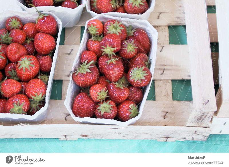 Red Summer Garden Germany Fruit Fresh Europe Markets Strawberry Quality Hamburg Wholesale market