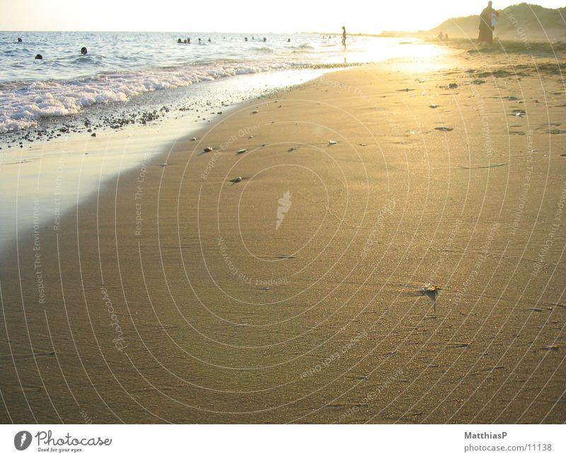 Sun Ocean Summer Beach Sand Coast Europe Mediterranean sea